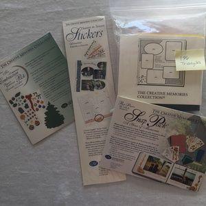 Creative Memories ~ Album, Decorative Accessories